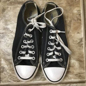 Black Converse ♾